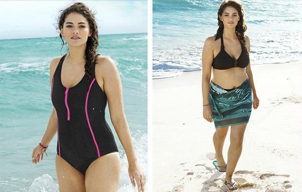 Nova reklamna kampanja je oduševila brojne ljubiteljke ovog brenda Modni zalogaj: Plus size manekenka u kampanji za H&M