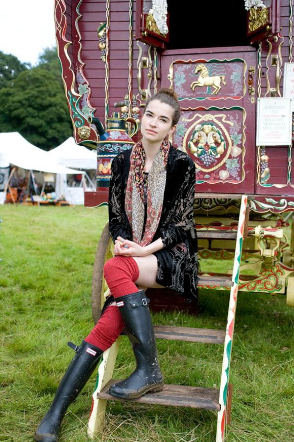 Odvažno Moda na festivalima