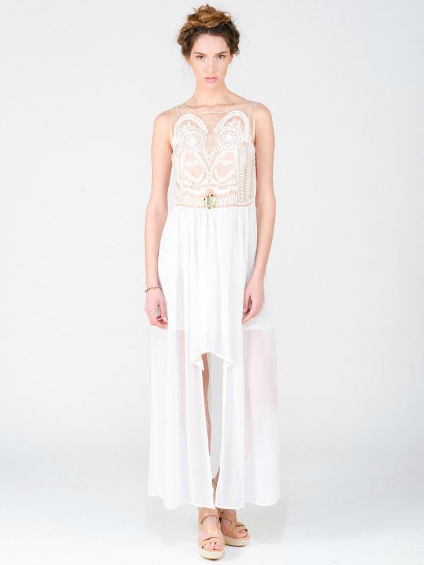 Prozračno. Top 10 najlepših dugačkih haljina za tople mesece