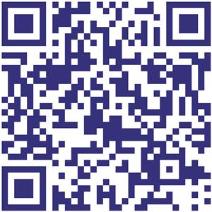 QR code violet Novi proizvodi u dm u!