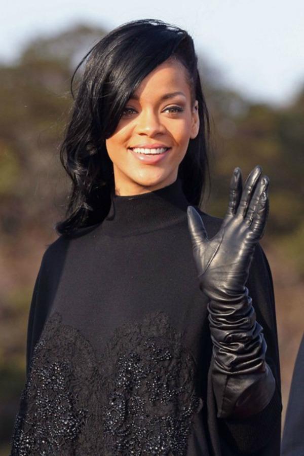 Rijana 10 Beauty Moments: Najlepše frizure, Rihanna
