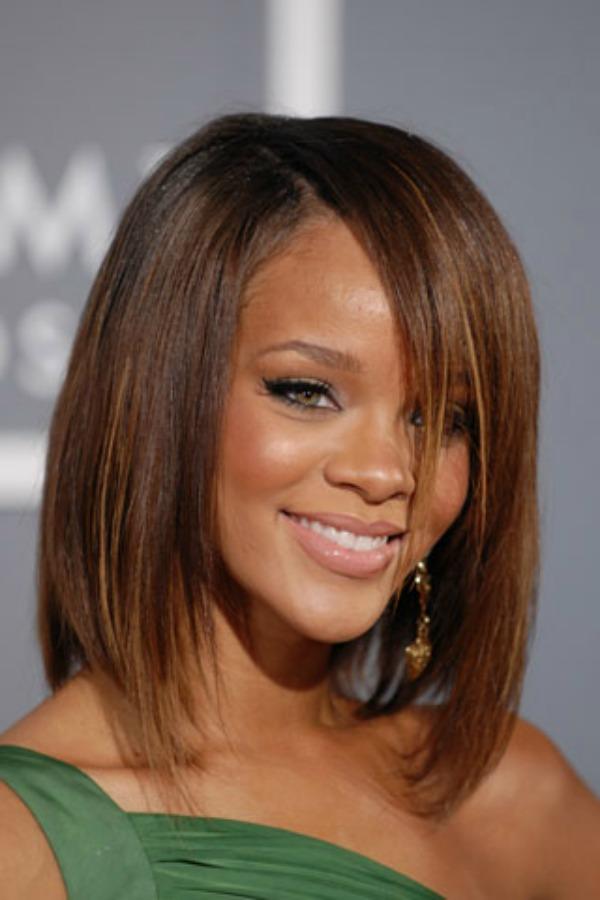 Rijana 3 Beauty Moments: Najlepše frizure, Rihanna