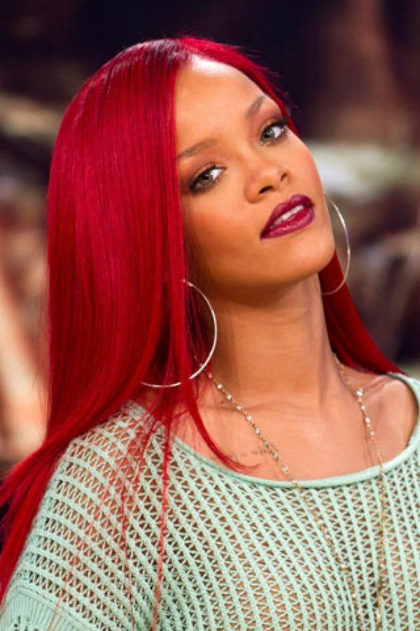 Rijana 6 Beauty Moments: Najlepše frizure, Rihanna