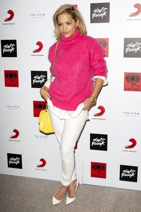 Rita Ora Celebrity stil dana: Rita Ora