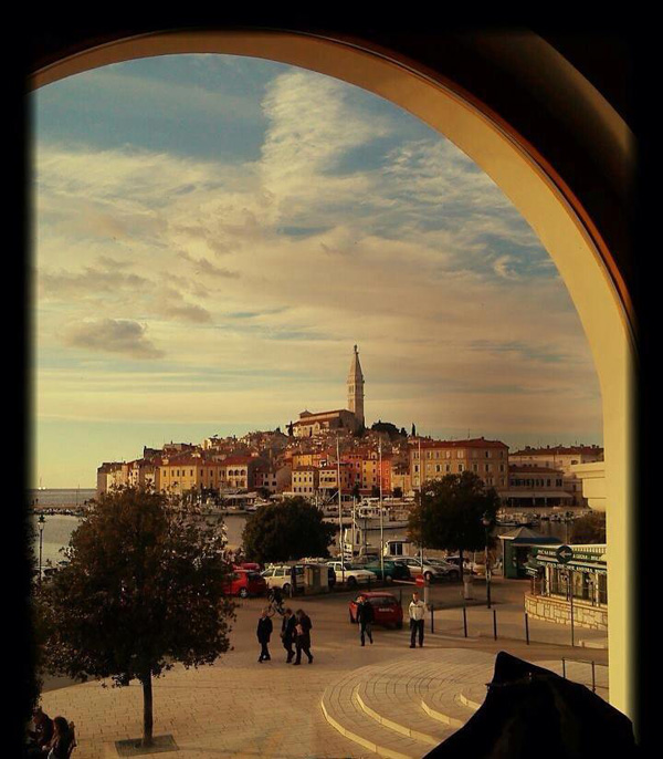 Rovinj1 Wannabe Photo Wall: Inspiracija i stil