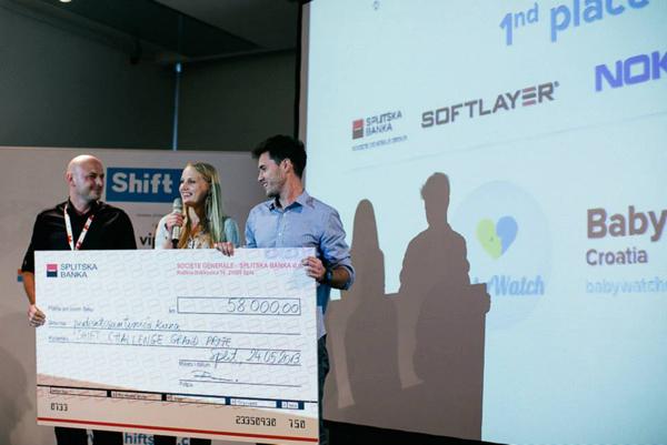 """SHIFT pobjednici natjecanja  babywatch Rasprodani """"Shift"""" okupio preko 500 učesnika"""