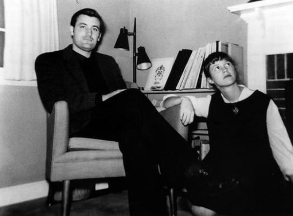 Silvija Plat i Ted Hjuz Ljubavi svetskih pisaca: Sylvia Plath