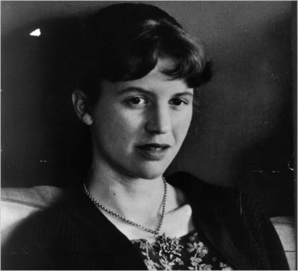 Silvija Plat Ljubavi svetskih pisaca: Sylvia Plath