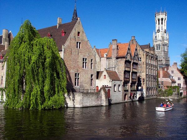 Slika 3. Trg na trg: Markt, Belgija