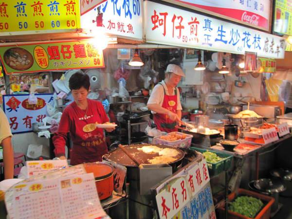 Taipei Shilin Night market Ulične pijace u svetu