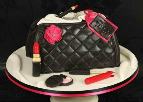 Torbica za šminku Najbolje modne torte