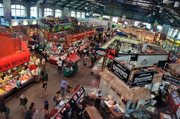 Toronto St Lawrence market Ulične pijace u svetu