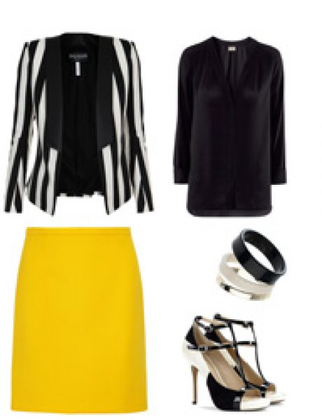 Look of the Day: Trendi pruge
