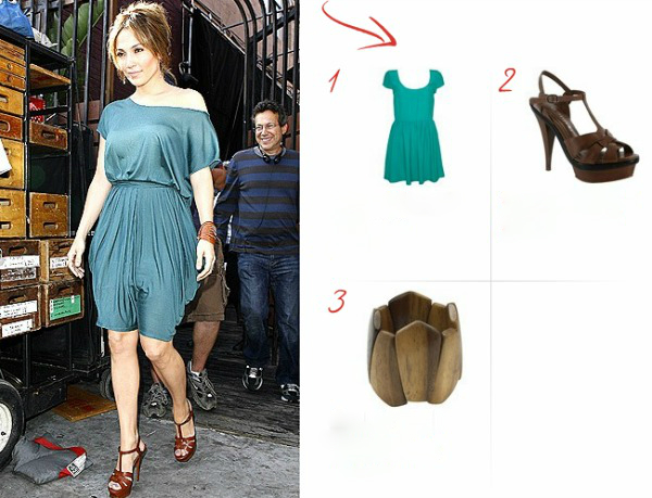 Untitled Get the Look: Jennifer Lopez