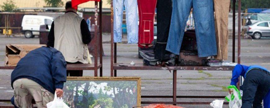 Hit the East: The Flea Market, Sofija