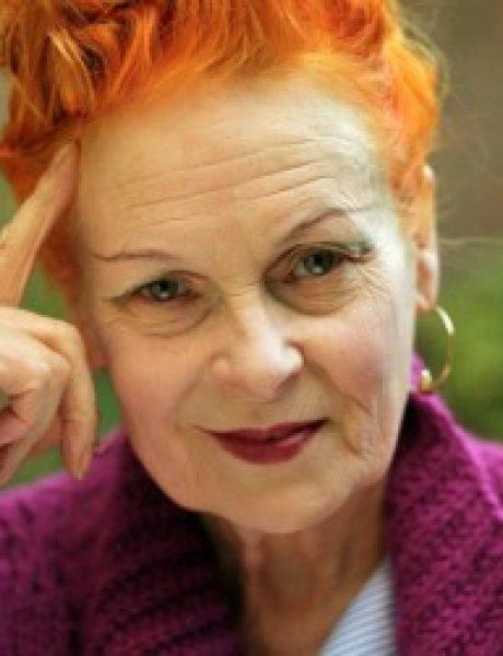 Modni zalogaj: Vivienne Westwood dizajnira za stjuardese!