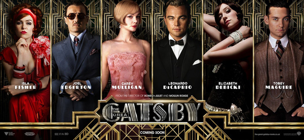 Veliki Getsbi 1 Očekivani letnji bioskopski hitovi