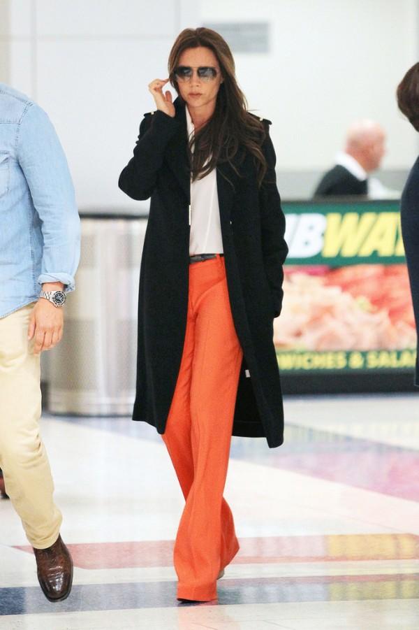 Victoria Beckham Celebrity stil dana: Victoria Beckham