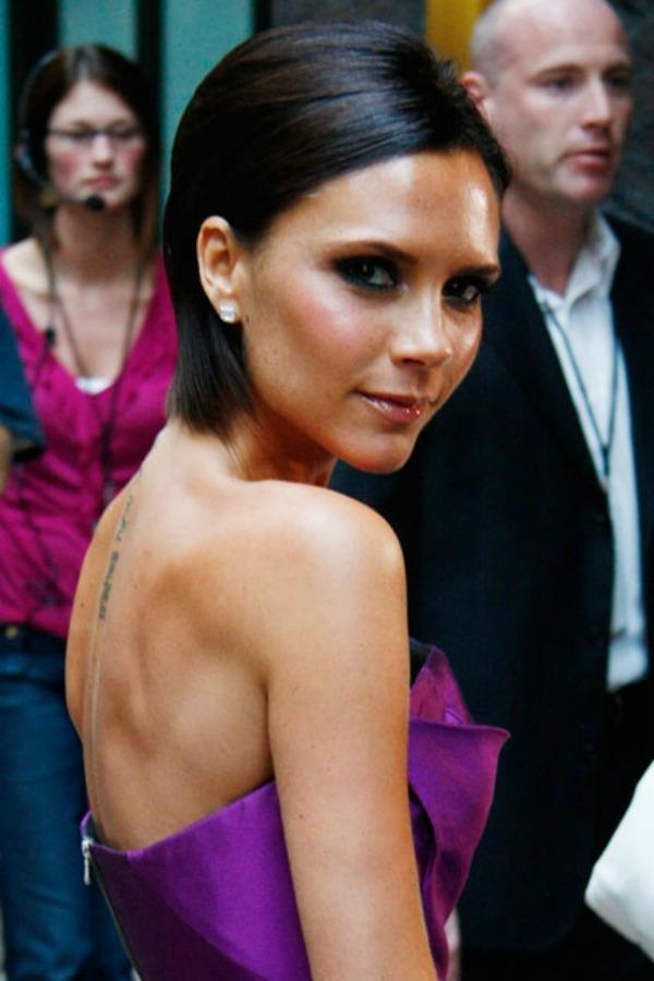 Viktorija Bekam 9 Beauty Moments: Najlepše frizure, Victoria Beckham