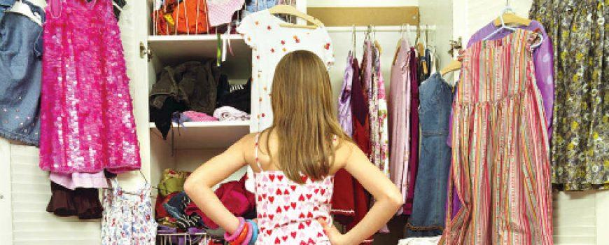 Volite svoj garderober (1. deo)