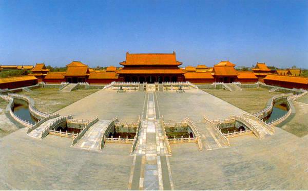 Zabranjeni grad Drevna čuda Azije
