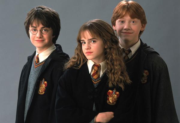 harry ron i hermiona deca Zvezde Harry Potter sage   gde su danas?