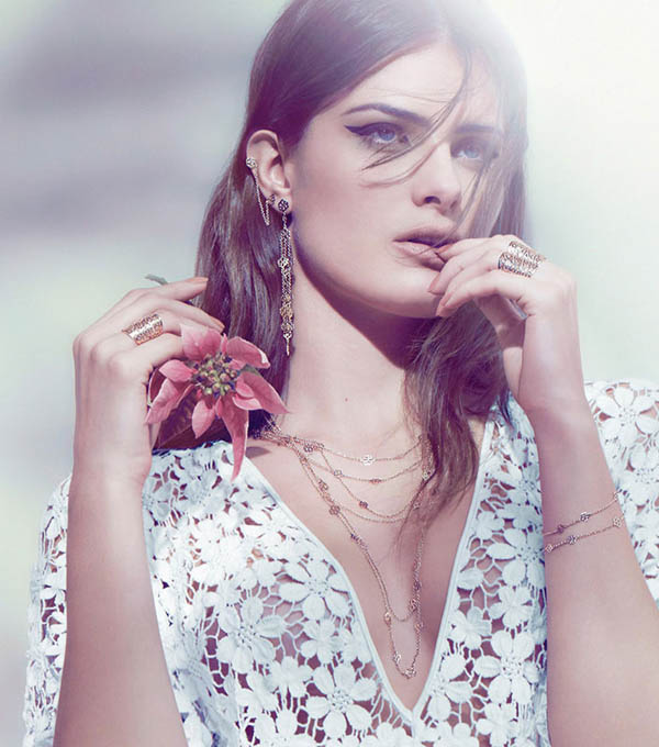 isabeli fontana vivara2 Vivara Jewelry: Cveće i nakit