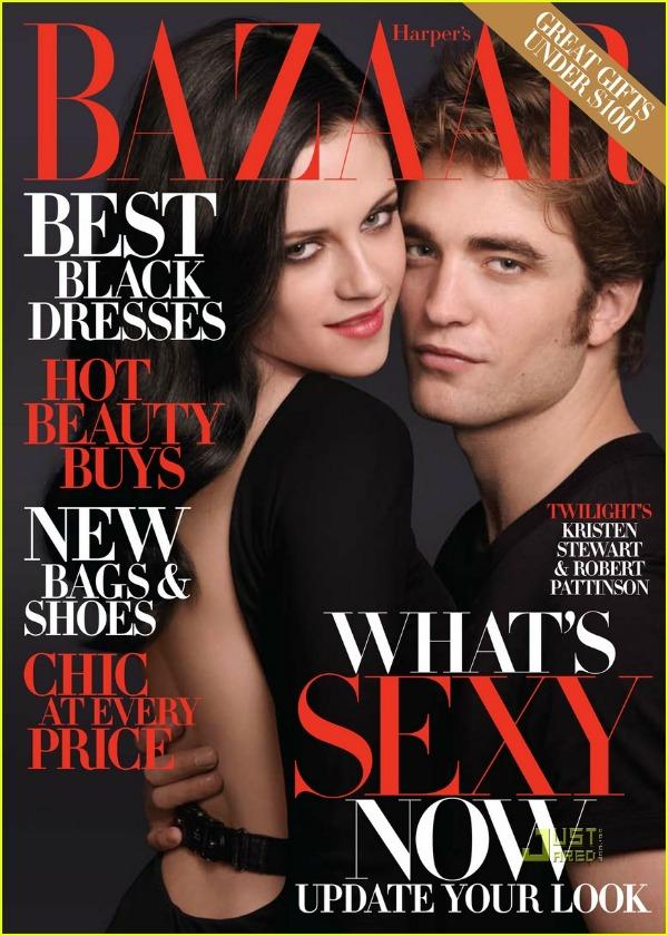 """moda na naslovnici Rob i Kristen naslovnica 1 Moda na naslovnici: """"Twilight"""" zona, Robert i Kristen"""