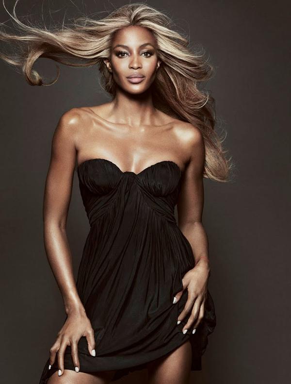 """naomi campbell3 """"Vogue Brazil"""": Ona je bomba"""