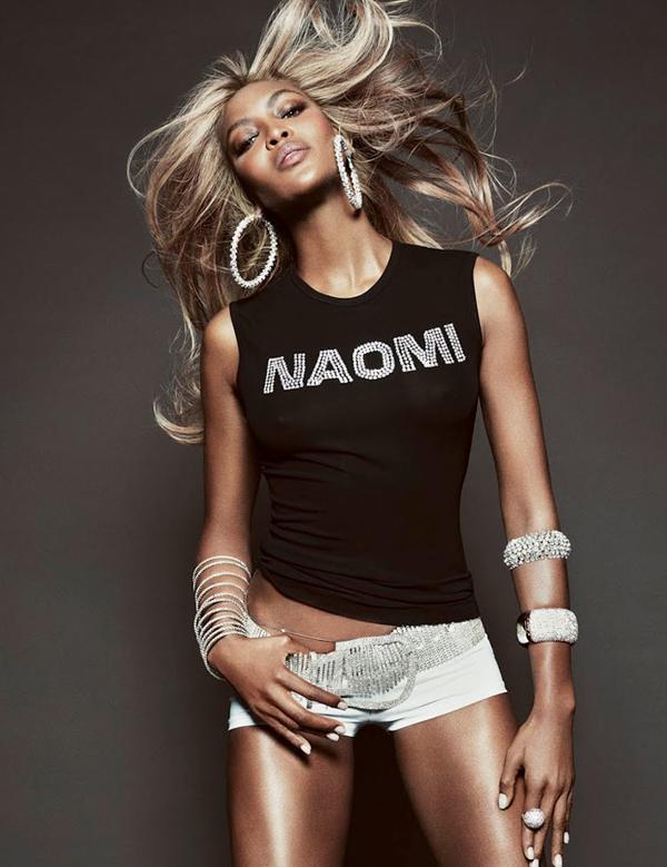 """naomi campbell5 """"Vogue Brazil"""": Ona je bomba"""