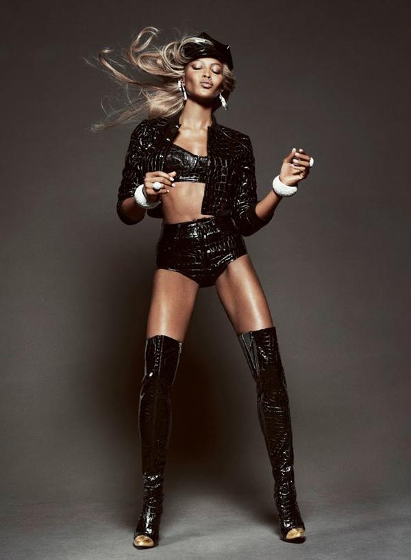 """naomi campbell6 """"Vogue Brazil"""": Ona je bomba"""