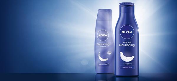 nivea novo pakovanje NIVEA Body: Novi dizajn, novi izgled
