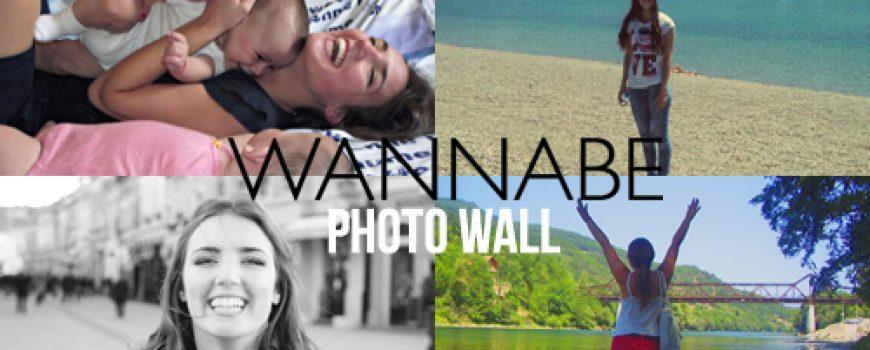Wannabe Photo Wall: Inspiracija i stil