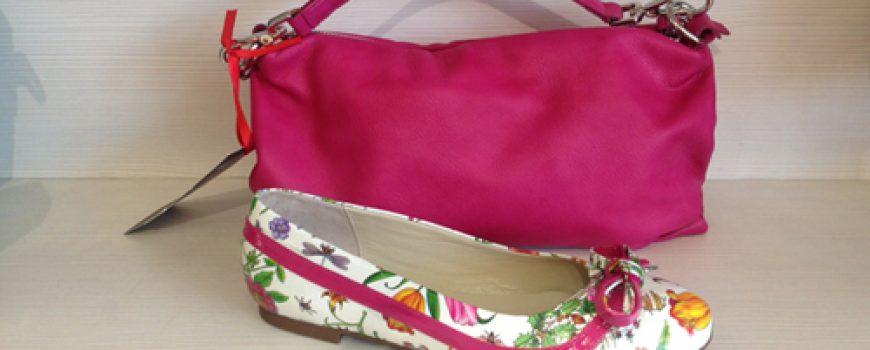 Wannabe shopping predlog: Fashion Paradajz tašna i baletanke
