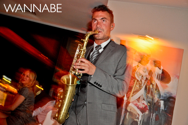saksofon 31 Otvaranje splava Play