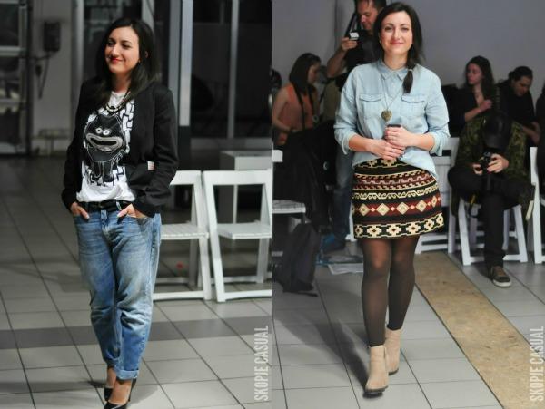 sandra Wannabe intervju: Iva, Kalina i Sandra   Skoplje Casual