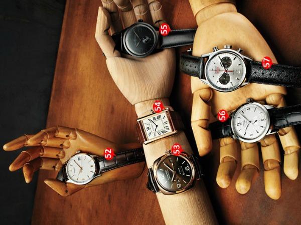 satovi Kompletan vodič za odela: 57 pravila o stilu (4. deo)