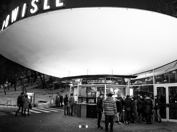 sdfs Hit the East: Powisle, Varšava