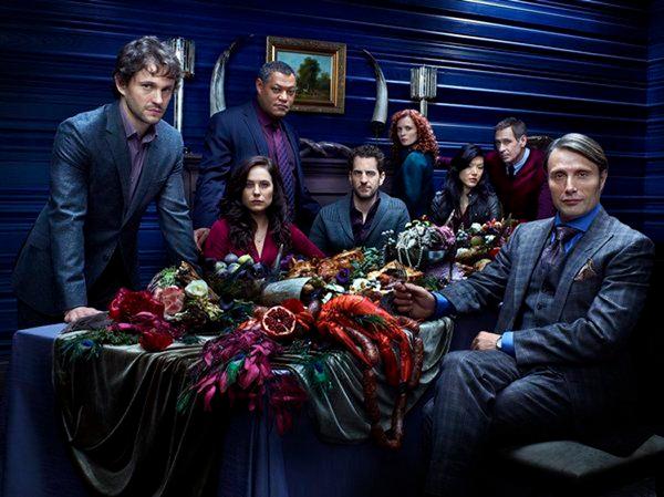 """slika 2 Hanibal cast Serija četvrtkom: """"Hannibal"""""""