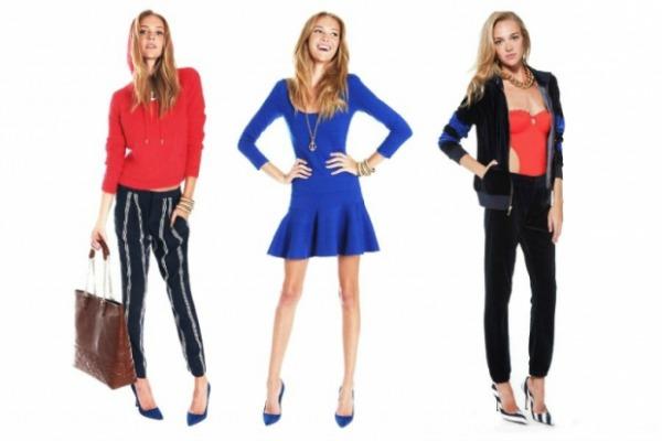 Šik kombinacije Juicy Couture: Apsolutno neodoljiva
