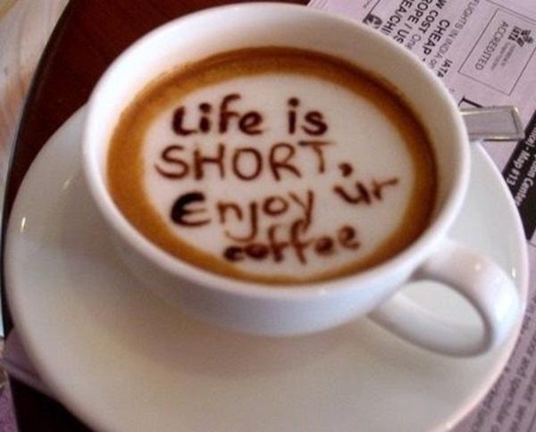 Šoljica kafe Čarolija sitnica