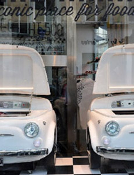 Fiat 500 i Smeg: Dva primera izuzetnosti italijanske izrade krerirala su jedan ekskluzivan proizvod