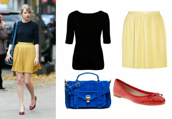 122 Get the Look: Taylor Swift