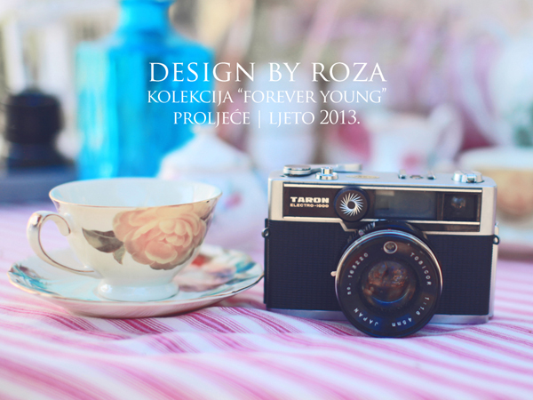 133 Editorijal Design by Roza: Forever young