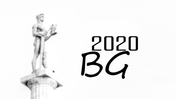 2020 @BG #2020 @BG: U početku beše baba Živana