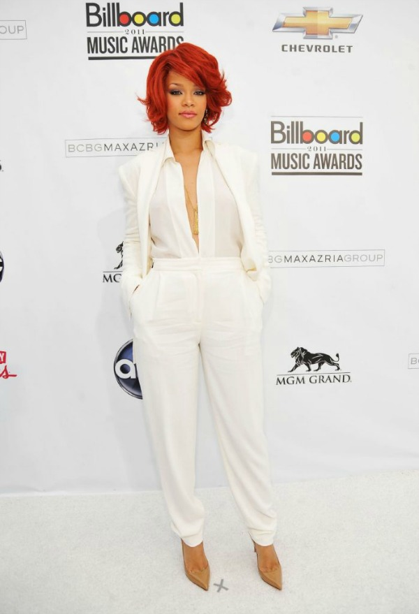 4 Rihanna Moderne i elegantne: Nosite pantalone sa stilom
