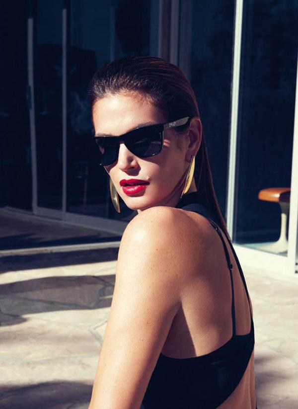 "41 ""Harper's Bazaar Spain"": Fatalna Cindy Crawford"
