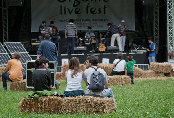 42 Organic Live Festival besplatno za sve sugrađane
