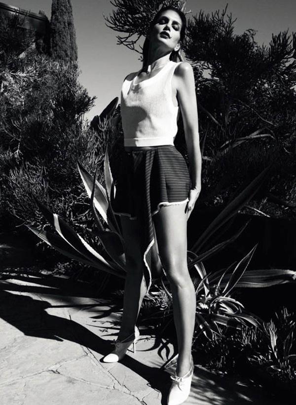 "51 ""Harper's Bazaar Spain"": Fatalna Cindy Crawford"