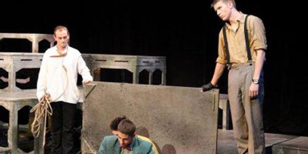 """6020763 11 Predstava """"Čekajući Godoa"""" na Velikoj sceni Ateljea 212"""